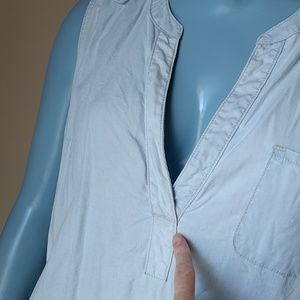 Jag Jeans Dresses - Awesome Acid Wash Chambray Dress